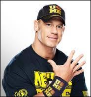 Quel est le vrai nom du catcheur John Cena ?