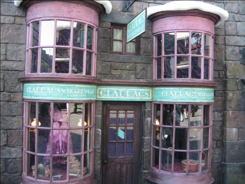 D'après le film  Harry Potter et l'Ordre du Phénix , quand la boutique de prêt-à-porter  Gaichiffon , qui possède aussi des succursales à Paris et à Londres, fut-elle créée ?