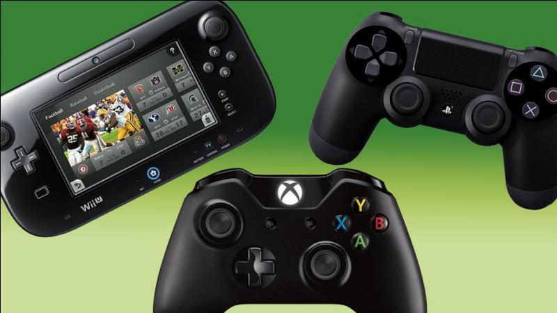 Parmi eux, qui n'a pas fait de vidéos sur les consoles 'next-gen' ?