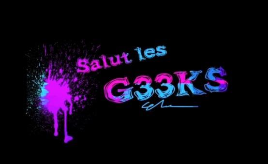 Quel personnage n'existe pas dans  Salut Les Geeks  ?