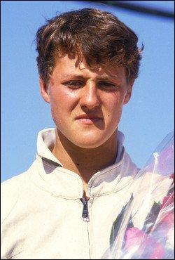 En quelle année est né Michael Schumacher ?