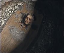 Quel personnage retrouve-t-on, dans une mission, enterré à la place de Michael De Santa à North Yankton ?