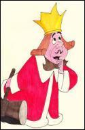 Dans quel film ce petit roi se fait-il totalement dominer par son épouse tyrannique ?
