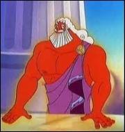 Dans quel film ce personnage imposant règne-t-il sur le mont Olympe, le royaume des dieux de la Grèce antique ?