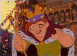 Dans quel film ce personnage a-t-il été sacré  roi des fous  ?