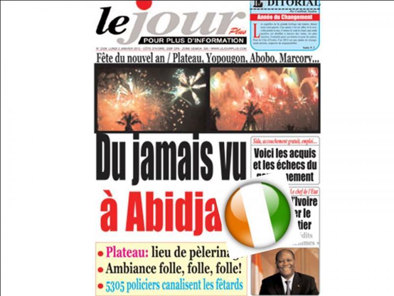 1er janvier 2012 : dans quel pays une bousculade a-t-elle transformé le spectacle en cauchemar ?