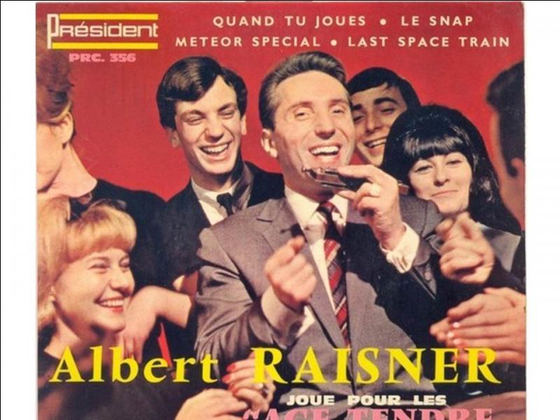 1er janvier 2011 : décès du musicien Albert Raisner. Quelle émission télévisée a-t-il créée en 1961 ?