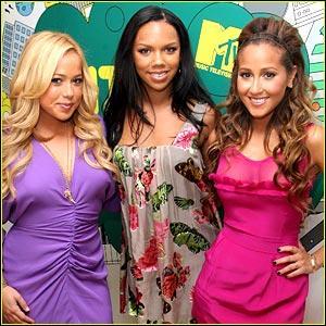 Quels sont les critères des trois meilleures amies  Les Cheetah Girls  ?