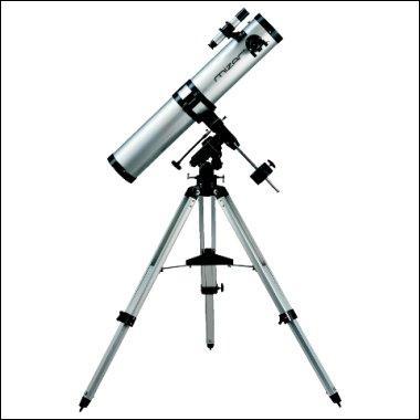 Quel célèbre astronome utilisa le premier le télescope pour observer la lune, les planètes et les étoiles ?