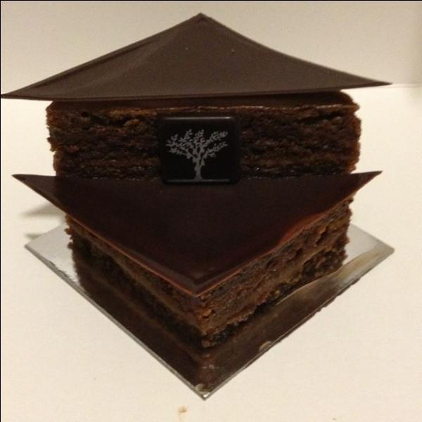 Quel est le nom de ce gâteau, aussi sublime que lyrique ?