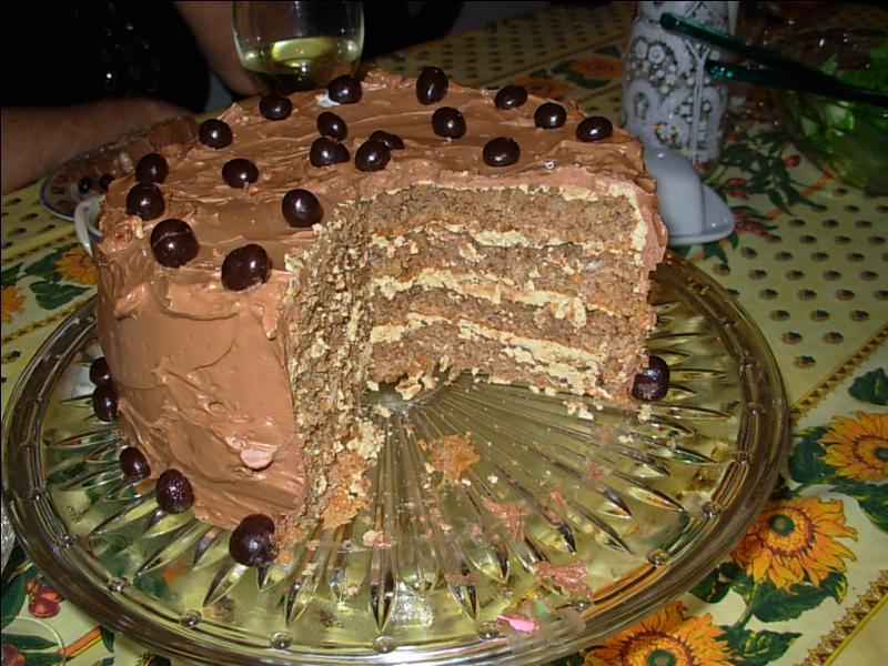 Quel est ce gâteau, synonyme d'un délicieux café éthiopien ?