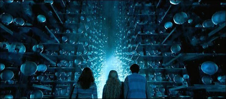 En 1979, alors qu'il vient de terminer sa scolarité à Poudlard, la première guerre des sorciers éclate. Il entend, à l'auberge  Le Chaudron Baveur , une prophétie formulée par Sibylle Trelawney à Albus Dumbledore. Quels sont les deux élèves potentiellement concernés ?