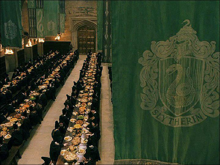 Dans  Harry Potter et la chambre des secrets , de quelle maison Severus Rogue continue-t-il d'être le directeur, au grand dam de Harry Potter et de ses amis ?