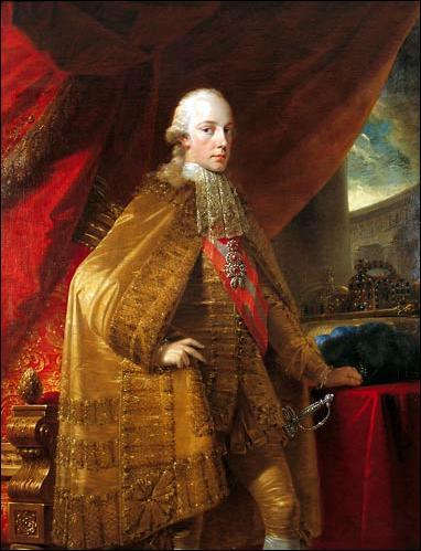 En 1804, l'empereur du Saint-Empire François II se proclame également François Ier empereur