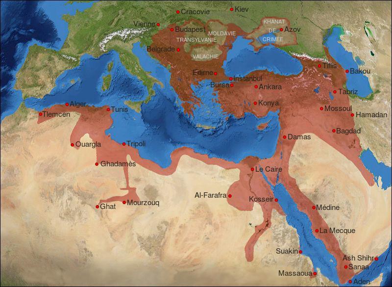 En 1529 et 1683, quel peuple musulman assiège Vienne ?