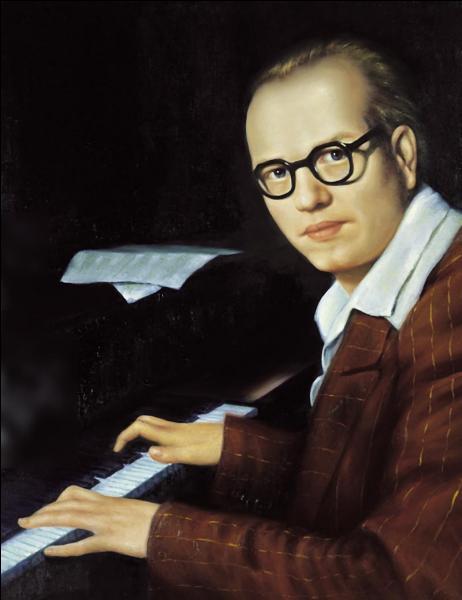 Il s'appelle Olivier il a écrit, notamment le  Quatuor pour la fin du temps . Qui est-ce ?