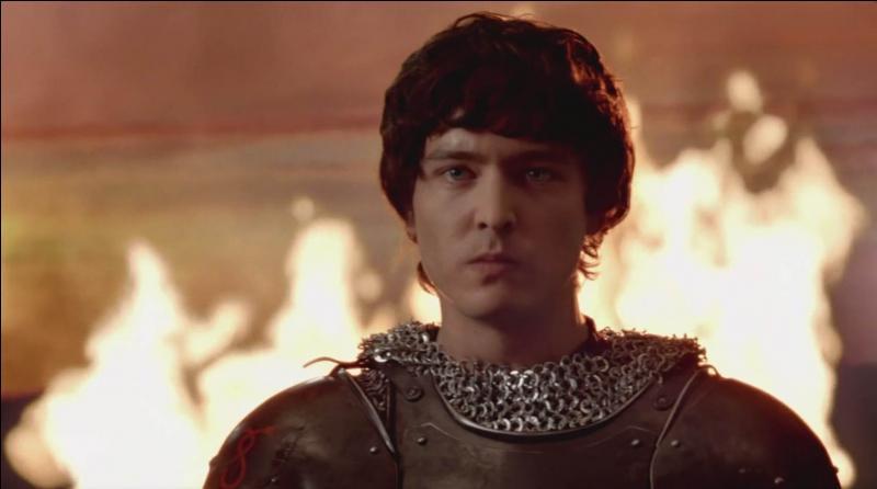 Mordred est-il un ami de Camelot, dans l'épisode 13 de la saison 5 ?