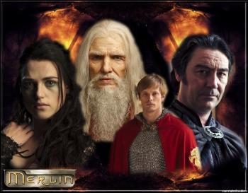 Dans la saison 3, quand Morgane a voulu régner sur Camelot, Uther s'est-il remis de la trahison de Morgane ?