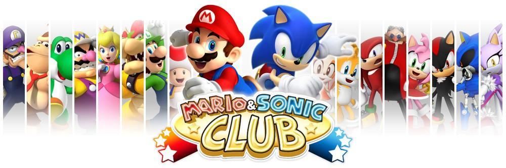 Devinette Les personnages de Mario et Sonic
