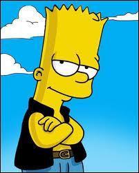 Avec qui Bart a-t-il chanté dans son boys-band ?