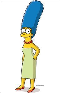 Quel est le vrai prénom de Marge ?