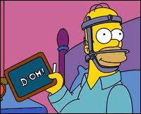 Quelle est la phrase préférée d'Homer ?