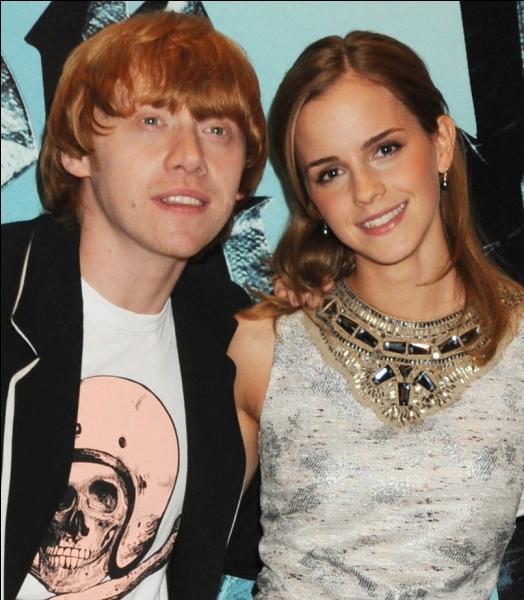 Comment s'appelle l'acteur qui joue Ronald Weasley dans Harry Potter ?
