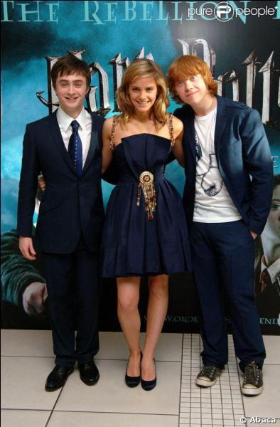 Quel est son Harry Potter préféré ?