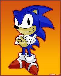 Ce Sonic est bizarre, qui est-ce ?