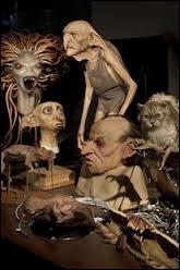 Contre quelles créatures le premier fils d'Harry met son petit frère en garde ?