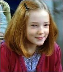 Comment s'appelle la fille cadette d'Harry Potter et Ginny Weasley ?