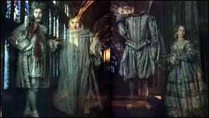 De quel fantôme Harry déconseille-t-il à son fils d'approcher ?