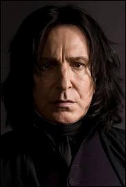 Comment Harry Potter décrit-il Severus Rogue à un de ses fils ?