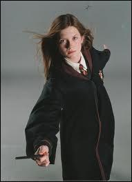 Quelle profession Ginny n'a-t-elle pas exercée ?