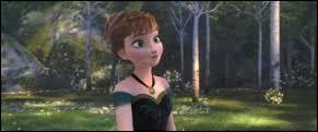 Si Anna ne reçoit pas de l'amour, elle va :