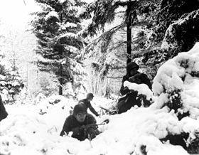 La bataille des Ardennes (16/12/44 - 25/01/45)
