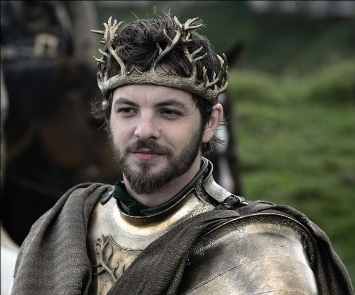 Qui est l'amant de Renly Baratheon ?