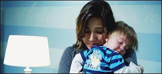 Lors de la naissance du fils d'Angela, Brennan et Booth sont en couverture. Où ?