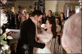Qui est présent au mariage de Paige et Henry ?