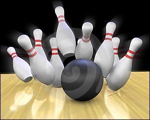 Au bowling, renverser d'un seul coup toutes les quilles provoque toujours des sensations. Quel est le nom de ce coup ?