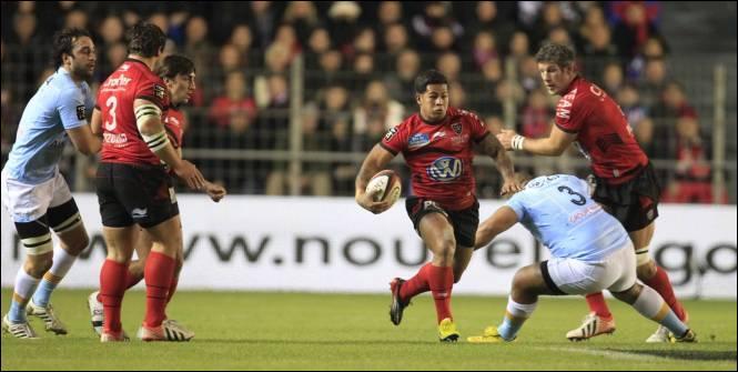 Qu'est-ce qu'un  en-avant  au rugby (On prononce la plupart du temps  an-avant ) ?
