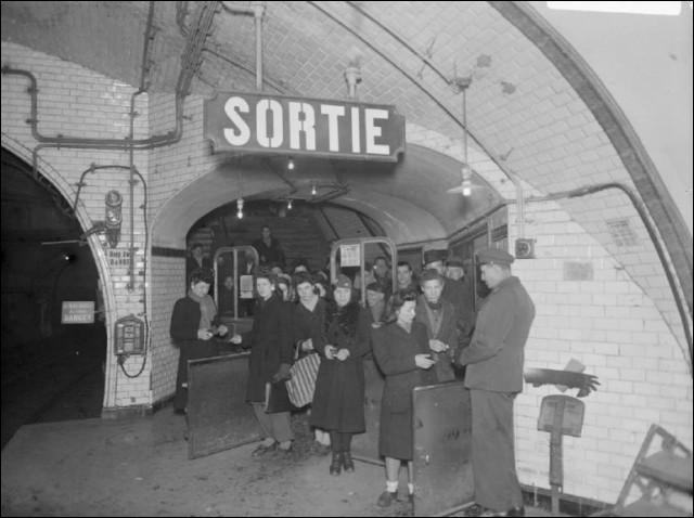 1er janvier 1949 : création d'un établissement public dans le domaine des transports parisiens. Quel est son nom ?