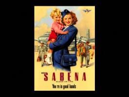 1er janvier 1946 : la compagnie belge Sabena opère une petite révolution en intégrant une femme (la première) au sein de son personnel. Jeanne Bruyland décéda, malheureusement, en septembre de la même année. Quel métier exerçait-elle ?