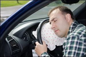 (Fatigué) : ''Je conduisais depuis 40 ans, lorsque je me suis endormi au volant.''