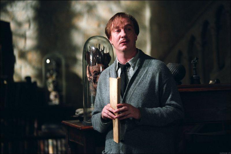 Les Maraudeurs, qui formaient un groupe très célèbre à Poudlard, sont tous considérés comme des sorciers capables de se transformer en animagus à l'exception d'un sorcier. Lequel ?