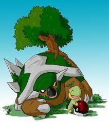 Pokémon - Régions