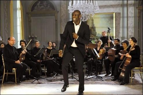Dans quelle partie du film Omar Sy danse-t-il ?