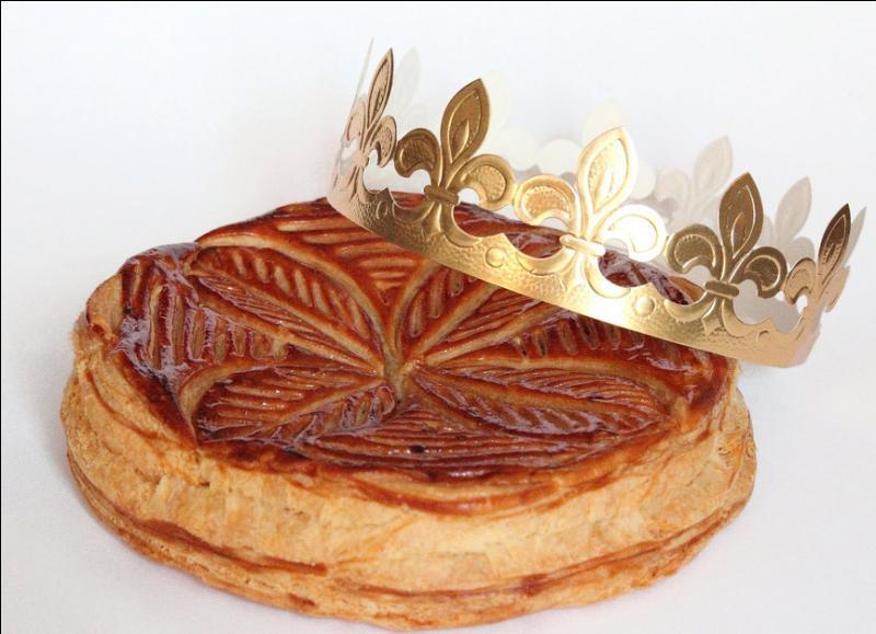 Les gâteaux avec fève ont toujours été réservés au jour des rois.