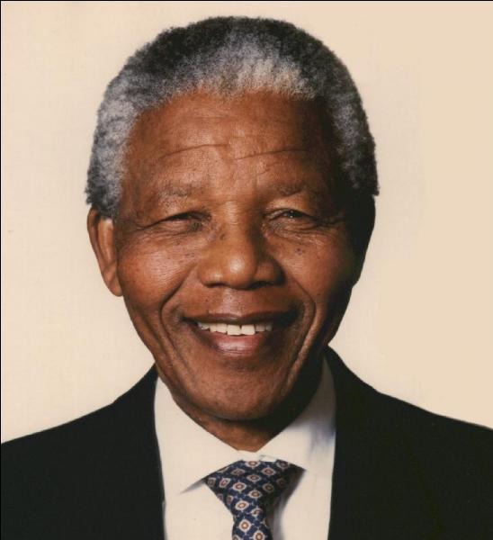 Quelle est la date du décès de Nelson Mandela ?
