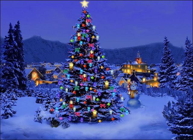 Et enfin que veut dire  Christmas tree  ?